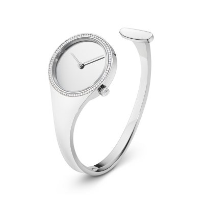 Vivianna 27 mm Diamantinfattning Georg Jensen