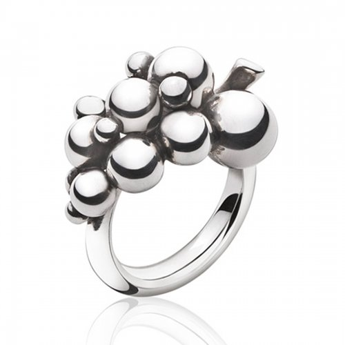 Moonlight Grapes Ring Liten Georg Jensen