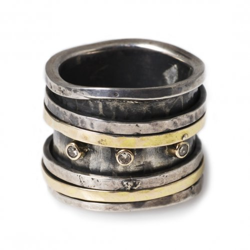 Karma King Ring By Birdie