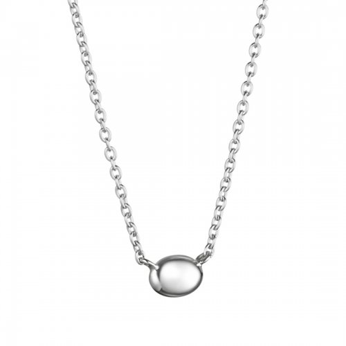 Love Bead Necklace - Silver Efva Attling