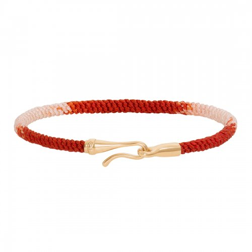 Life Bracelet Red Emotions Ole Lynggaard