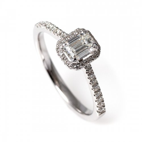Sophie Diamantring 0,50 ct Carl Hoff
